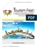 EOI - CII Tourism Fest 2014 Business Development