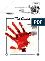 Novel the Curse Form 5