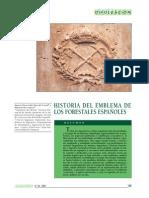 Historia Escudo Ingenieros de Montes