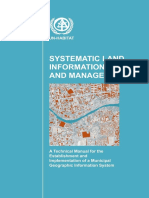 Systematic Land Information and Management