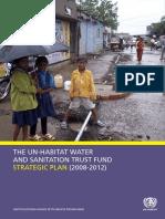 Strategic Plan for the UN-Habitat Water and Sanitation Trust Fund 2008-2012