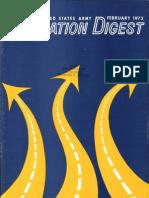 Army Aviation Digest - Feb 1973