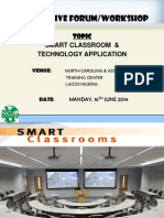 Smart Clever Classrooms