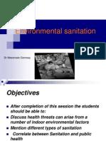 Environmental Sanitation 473