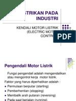 8. Kendali Motor Listrik
