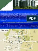 Puri Diplomatic Greens Gurgaon