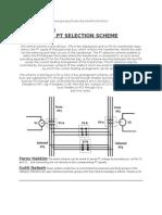 Pt Selection Scheme