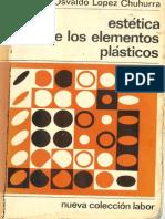 Estetica de Los Elementos Plasticos