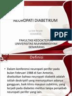 Presentasi Referat Neuropati Diabetikum
