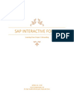 Step by Step Learning to Sap Adobe Forms