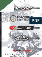 2014 Motonation Catalog AGVSport