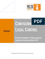 NTG C Whitepaper Configuring SAP Legal Control v1 0