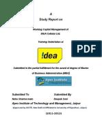 Deepak Soni Working Capital Idea_Final