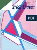Army Aviation Digest - Apr 1971