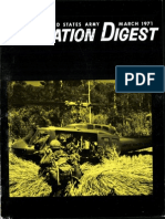 Army Aviation Digest - Mar 1971