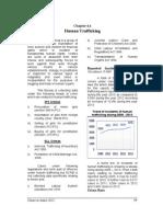 Human Trafficking Data 2013