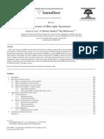 A Review of Fiber-optic Biosensors