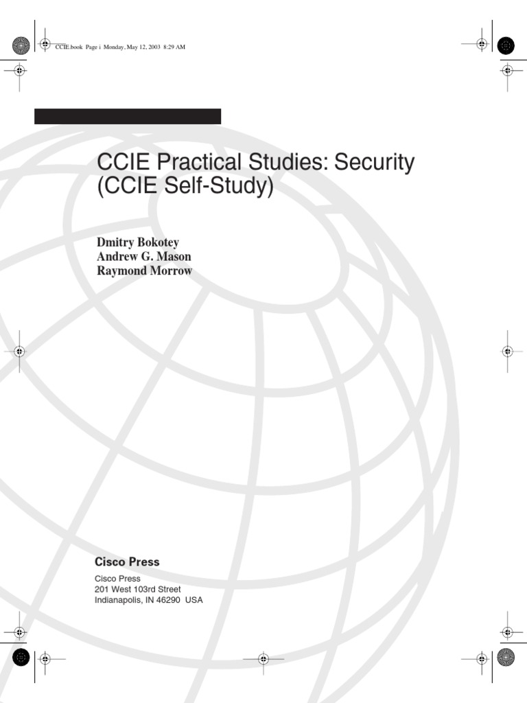ccie security virtual private network firewall puting