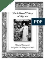 Kodaikanal - 19 May 2014 - Swami's Farewell Speech - A4_3