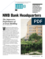 Browning 1992 – NMB Bank Headquarters. the Impressive Performance of a Green Building