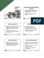 Statistics & Research