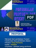 AZMAN - PENGENALAN PROTOKOL & ETIKET SOSIAL (MUTIARA MOTOR)