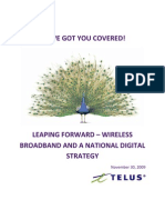Leaping Forward-Wireless Broadband and a National Digital Strategy FINAL