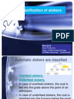 Classification of Stoker Firing