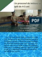 Rolul Jocului in Procesul de Initiere La Copiii 4-5 Ani