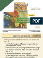 Compensation Strategies & Practices