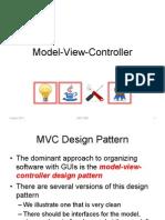 MVC(Model-View-Controller)