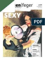 SEXY - Ausgabe 12 2014 des strassenfeger