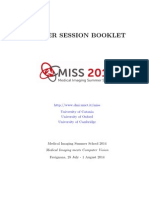MISS2014 Booklet