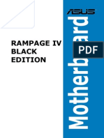 E8670 Rampage IV Black Edition