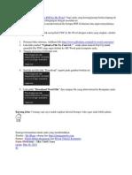 Gaimana Cara Merubah File PDF Ke Ms Word