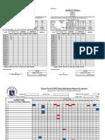 New School Form 2 With Formula & No of Days Based on School Calendar SY 2013 - 2014
