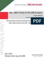 E10A User Manual