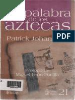 Patrick Johansson - La Palabra de Los Aztecas
