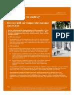 New Corporate Income Tax Decree - En in Vietnam 3 Jan 2014