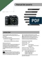 Manual GE X500 UM Esp