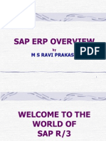 SAP ERP Introduction