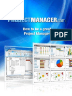 1 How to Be a Great Project Manager