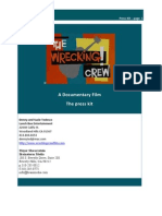 """The Wrecking Crew"" Press Kit"