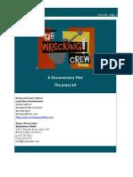 """The Wrecking Crew"" Press Kit"