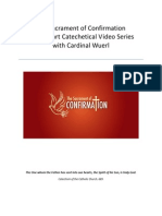 confirmation video series study packet