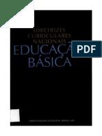 diretrizes curriculares educação basica resoluçoes
