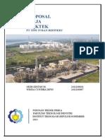 Proposal KP - Tppi Tuban Refinery