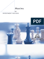 Franklin Templeton Investing Maxims