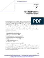 Cap 7 Nondestructive Examination