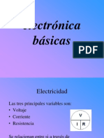 Electricidad y Electronica Basica